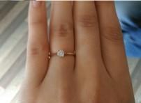 My beautiful engagement ring