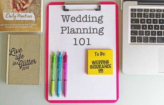 weddingplanning101INSURANCE